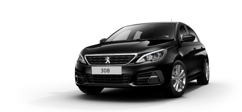 photo Peugeot Nouvelle 308 Facelift 5P 1.2 PureTech 110ch M/6 ACTIVE