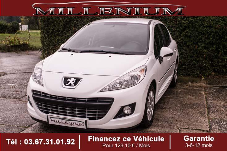 photo PEUGEOT 207 1.4 VTi 95ch Urban Move 5 PORTES