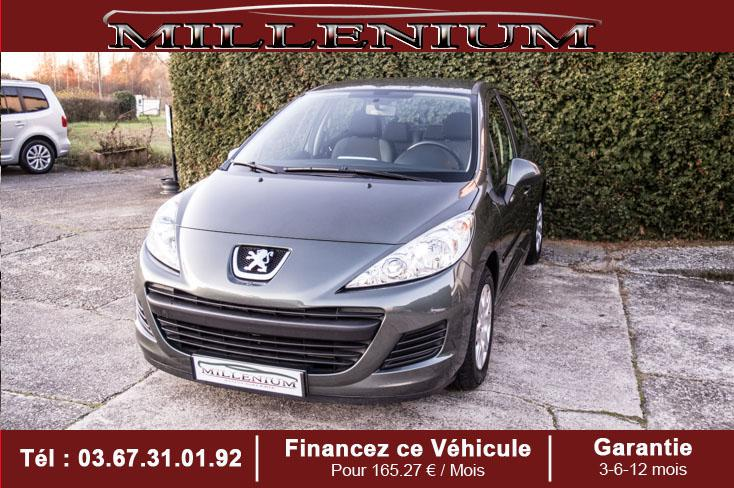 photo PEUGEOT 207 1.4 VTi 95ch ACTIVE 5 PORTES
