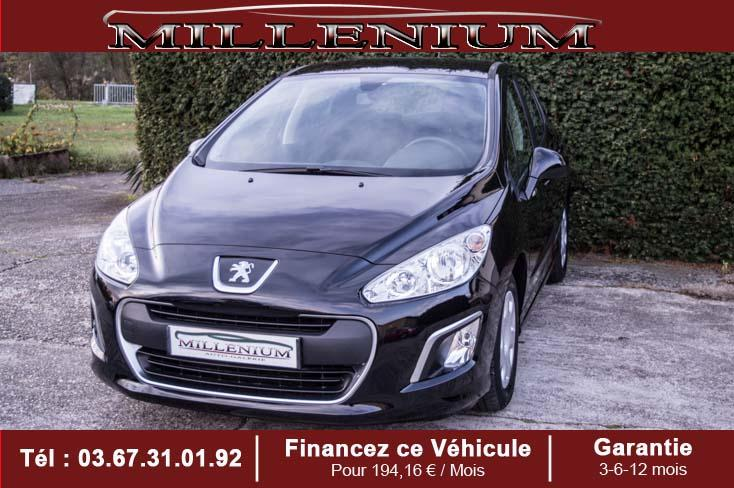 photo PEUGEOT 308 1.6 VTi 120ch Active