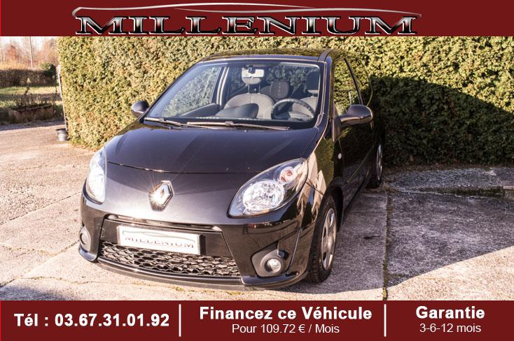 photo RENAULT TWINGO  1.2 16v 75 eco2 Night & Day