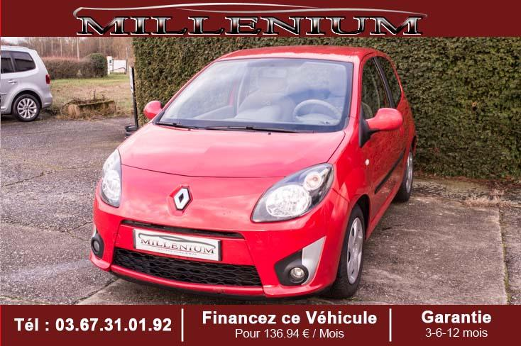 photo RENAULT TWINGO  1.2 16v 75 eco2 DYNAMIQUE