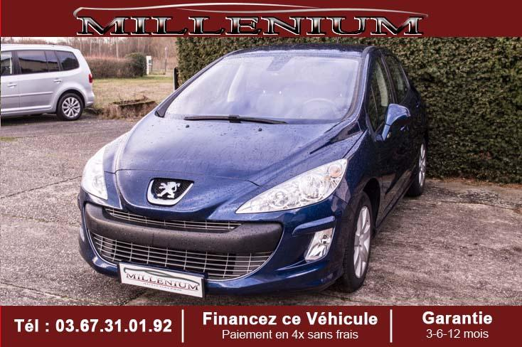 photo PEUGEOT 308 HDI 110 PACK CONFORT