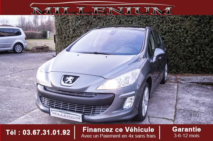 photo PEUGEOT 308 1.6 VTi 120ch Pack Confort