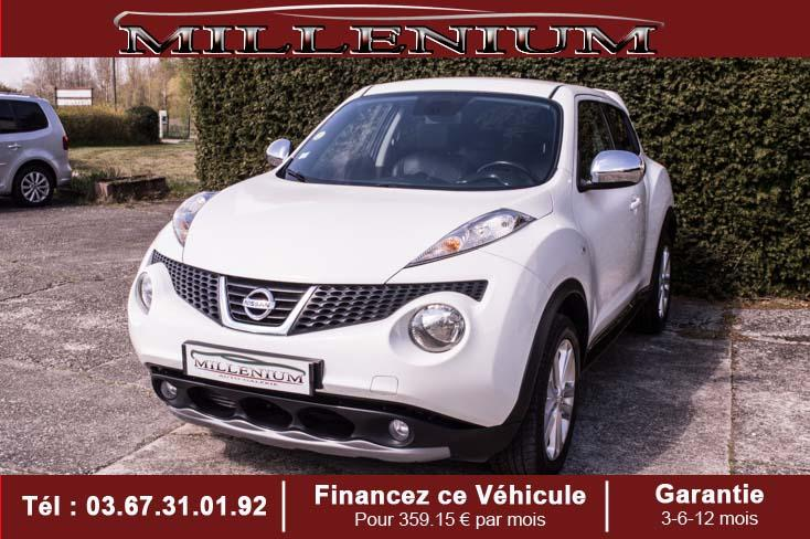 photo NISSAN JUKE 1.5 DCI 110 FAP TEKNA