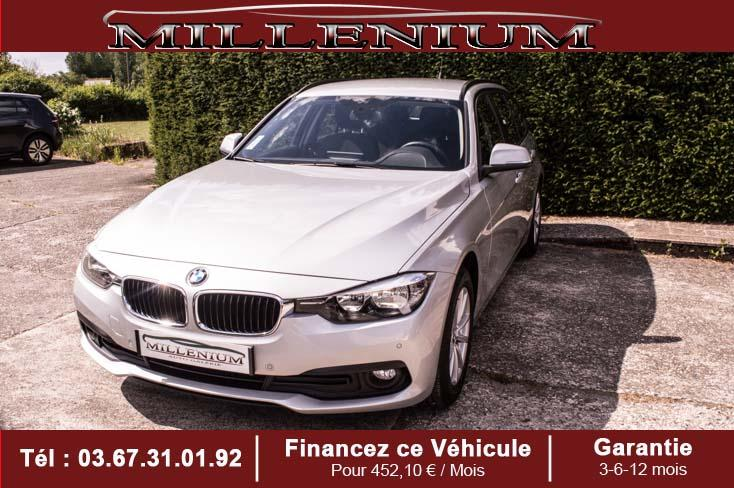 photo BMW 320D TOURING F31 LCI Touring sDrive 190 ch