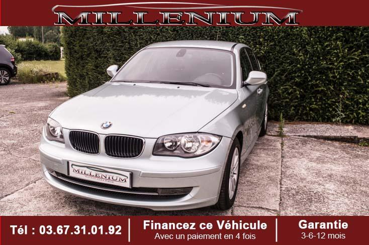 photo BMW 118i 143 ch Pack Luxe