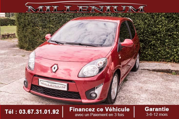 photo RENAULT TWINGO II 1.2 16v 75 eco2 Rip Curl