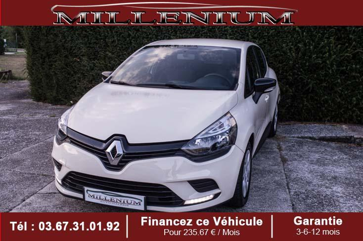photo RENAULT CLIO IV Clio dCi 75 Energy Life