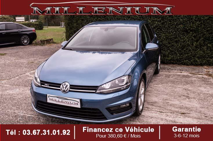 photo VOLKSWAGEN GOLF 1.4TSI 122 BlueMotion Technology Carat R-Line