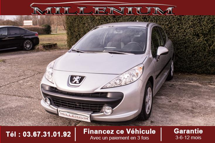photo PEUGEOT 207 1.4 VTi 95ch ACTIVE